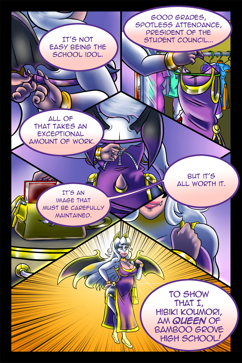 Year of the Cow – Chapter 1 / Page 11